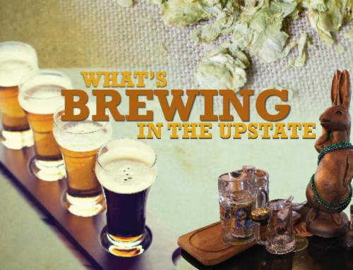 What's Brewing in The Upstate