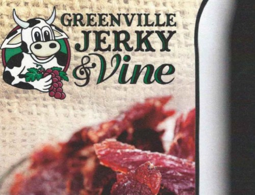 Greenville Jerky and Vine
