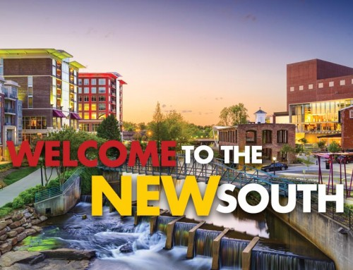 Welcome to the New South