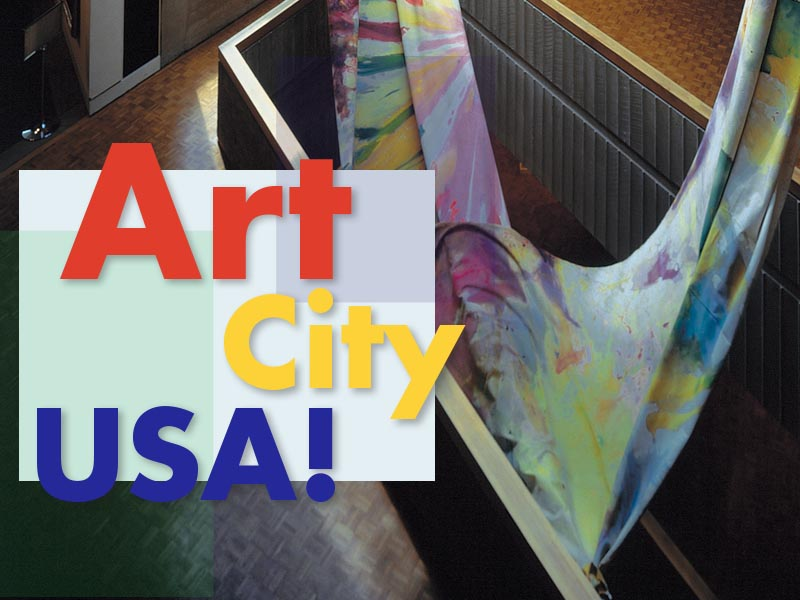 Art City USA in the A Look at Greenville guide book