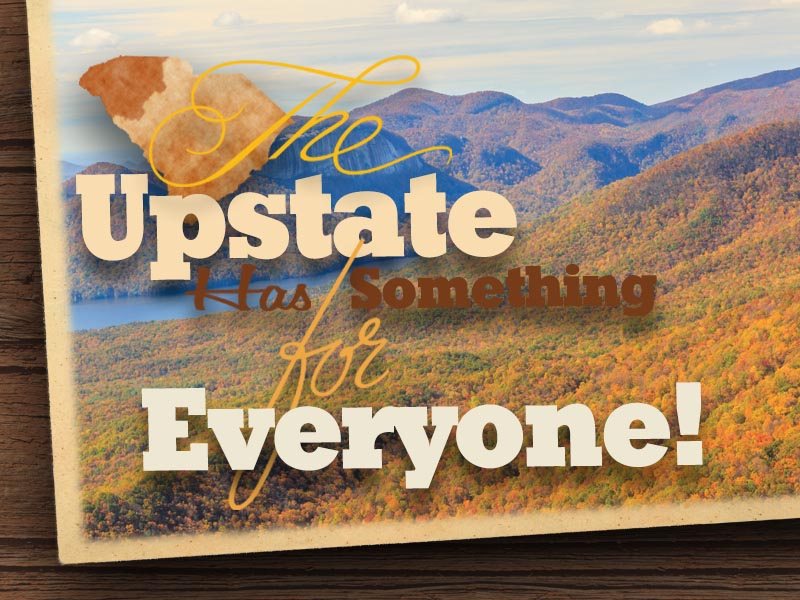 Upstate has Something for Everyone! in the A Look at Greenville guide book